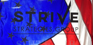 strive strategies red white and blue